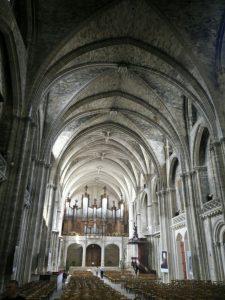 La cathédrale Saint-André, Bordeaux