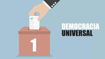 DEMOCRACIA UNIVERSAL