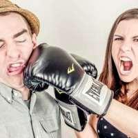 Briga de verdade