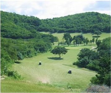 Cedar Valley Golf Club  St  John s  Antigua and Barbuda   Albrecht     Cedar Valley Golf Club