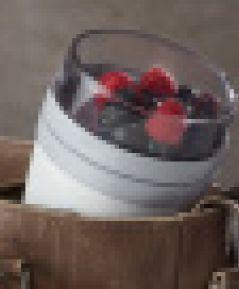 Desiatový pohár na polievku / jogurt  mentol