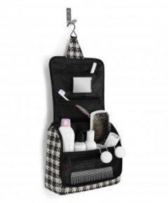 Kozmetická taška Toiletbag XL fifties black