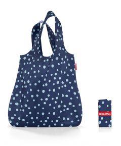 Nákupná taška Reisenthel Spots navy