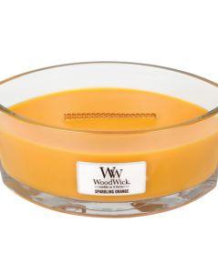 Sparkling orange - sviečka LOĎ 566874/SO