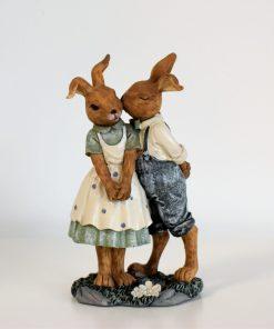 2 Zaľúbené zajace