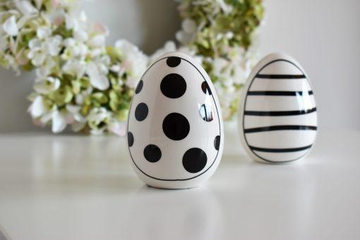 Dekoračné vajíčko DOTS