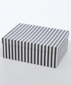 darcekova-krabicka-black-stripes-s
