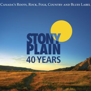 40 years Stony Plain