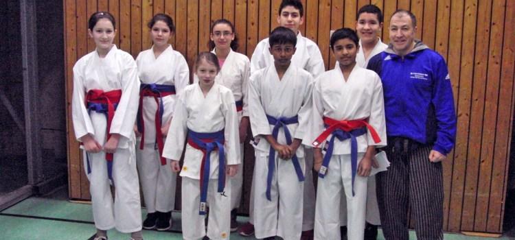 Karate Bezirksmeisterschaft Arnsberg 2013