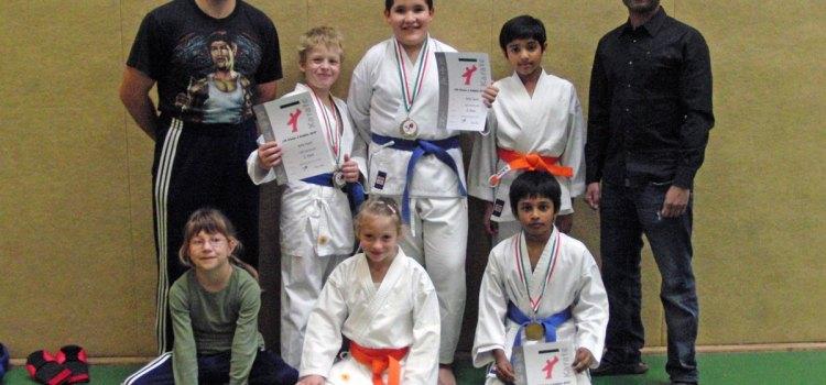 Karate Landesmeisterschaft der Kinder und Schüler 2010