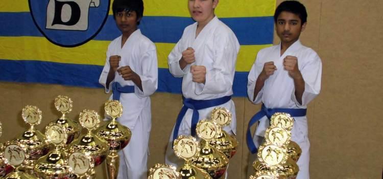 Karate Landesmeisterschaft der Jugend u. Junioren 2013