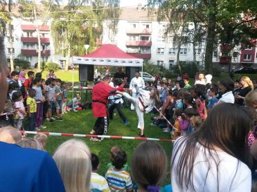 Karate in der Nordstadt