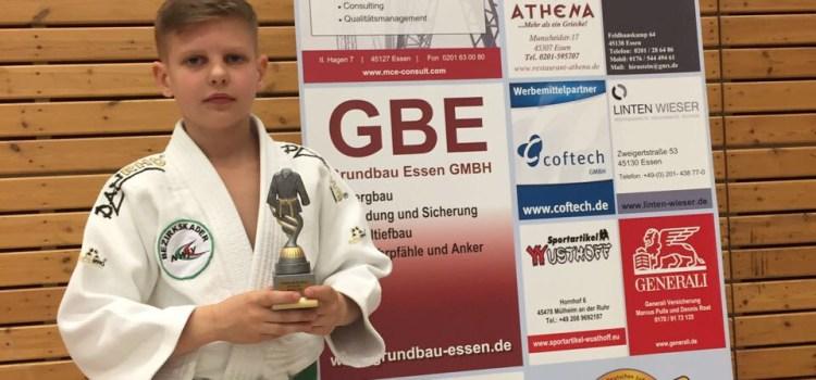 Gold für Nicolas Kutscher