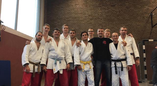 Erfolgreicher Saisonabschluss 2017 für das Männerteam des 1.JJJC Dortmund e.V. in der Judo-Verbandsliga