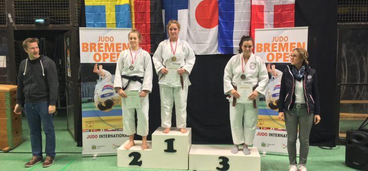 Melissa gewinnt das internationale Turnier Bremen Open