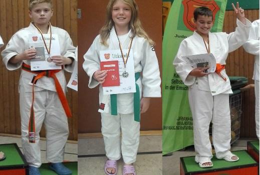 Die jungen Judoka legen nach