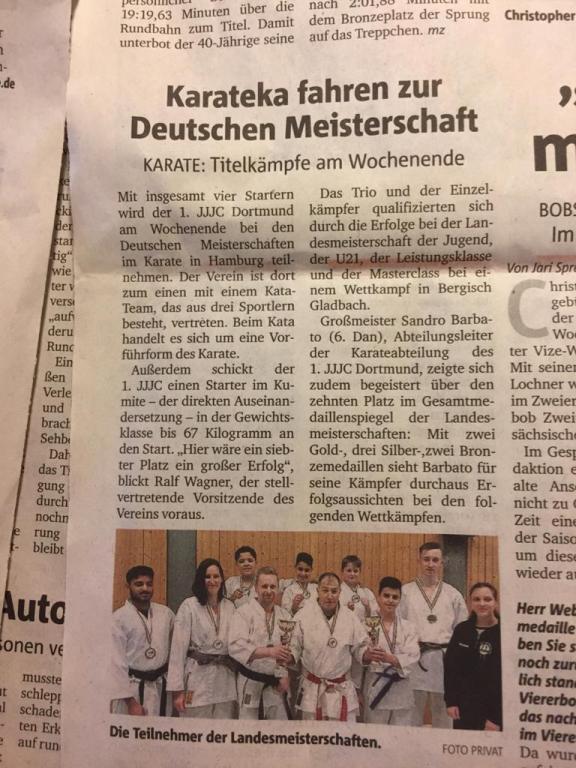 Ruhr Nachrichten 05.03.2020