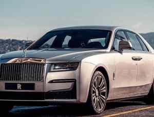 Yeni Nesil Rolls-Royce Ghost artık Türkiye'de