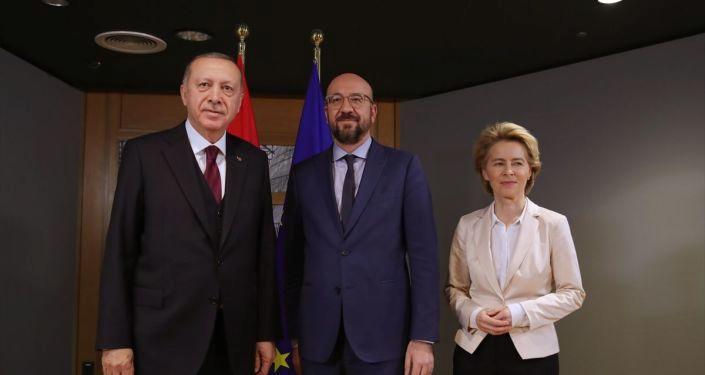 AB: Cumhurbaşkanı Erdoğan ile yarınki görüşme, ilişkinin geliştirilmesine odaklanacak