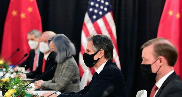 ABD ile Çinli yetkililerin Alaska'daki gergin görüşmeleri sona erdi