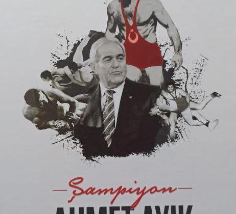Ahmet Ayık'ın hayatı kitap oldu
