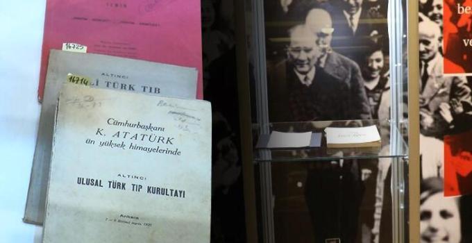Atatürk'ün sağlık raporları ortaya çıktı