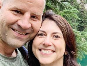Bezos'un eski eşi evlendi