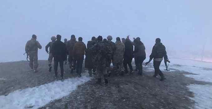 Bitlis'ten kahreden haber! Olay yerinden ilk fotoğraflar