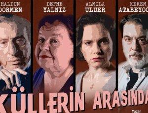 Haldun Dormen, Küllerin Arasından oyunu ile 90 tekrar sahnede