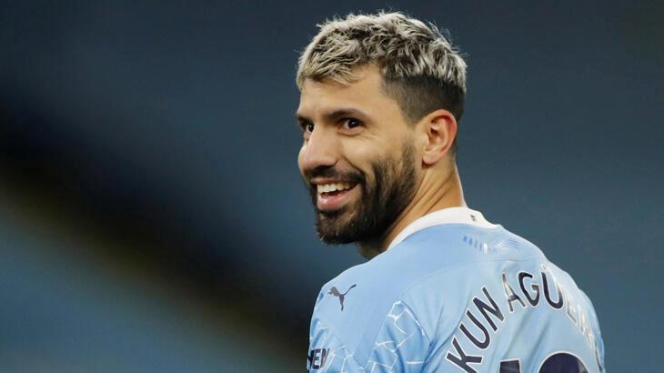 Sergio Agüero: Biraz duralım, ben City oyuncusuyum