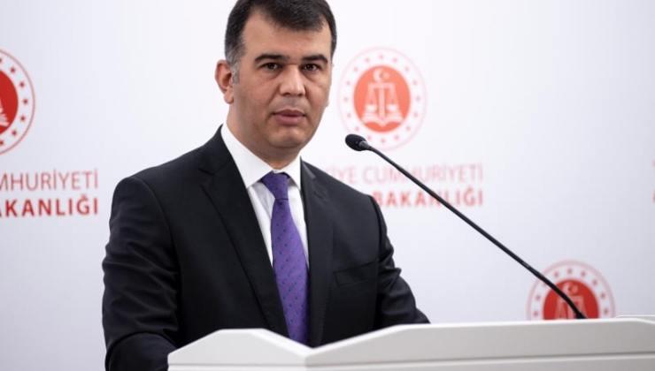 Adalet Bakanlığı Sözcüsü Ertuğrul Çekin İhep Uygulama Takviminin Ayrıntılarını Paylaştı