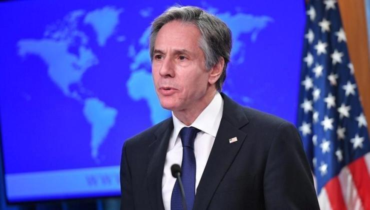 ABD Dışişleri Bakanı Antony Blinken'dan Türkiye açıklaması
