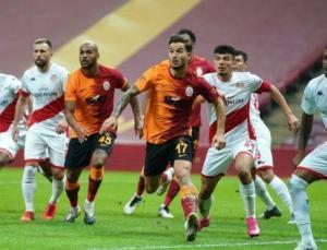 Antalyaspor ile Galatasaray 50. randevuda