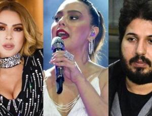 Hadise'den Ebru Gündeş'in dava açtığı Zarrab açıklaması