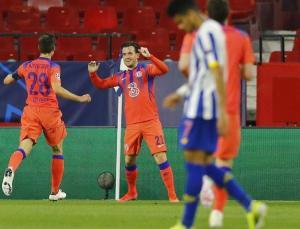 Şampiyonlar Ligi'nde Chelsea Porto engelini aştı