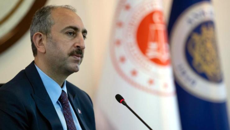 Adalet Bakanı Gül'den muhalefete İnsan Hakları Eylem Planı çağrısı: Eksik gördükleri bir şey varsa söylesinler