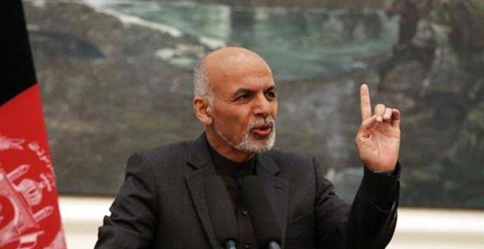 """Afganistan Cumhurbaşkanı: """"Taliban'la savaşmaya hazırız"""""""
