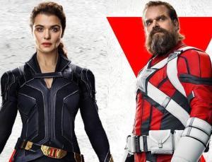 Black Widow filminin karakter posterleri yayınlandı