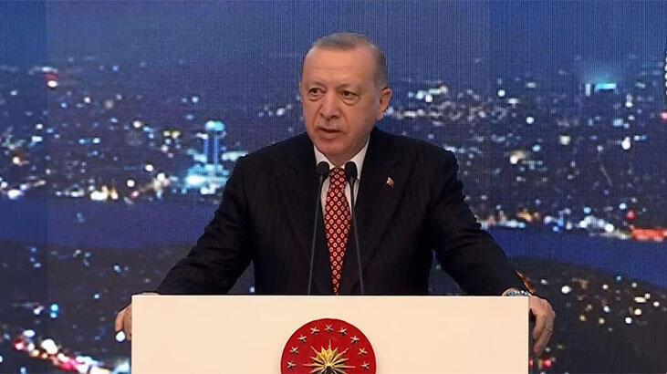 Çamlıca Kulesi açılıyor! Cumhurbaşkanı Erdoğan'dan flaş açıklamalar
