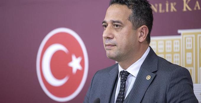 CHP'li Ali Mahir Başarır'dan çarpıcı 'Sedat Peker' iddiası