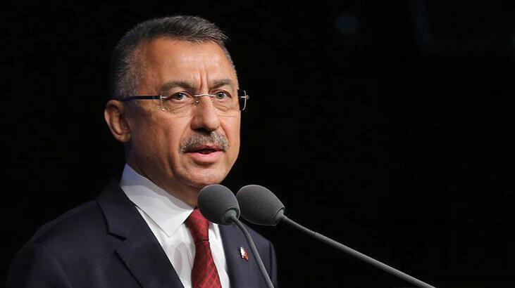 Cumhurbaşkanı Yardımcısı Oktay: ABD'nin kararlarını gözden geçirmesini bekliyoruz