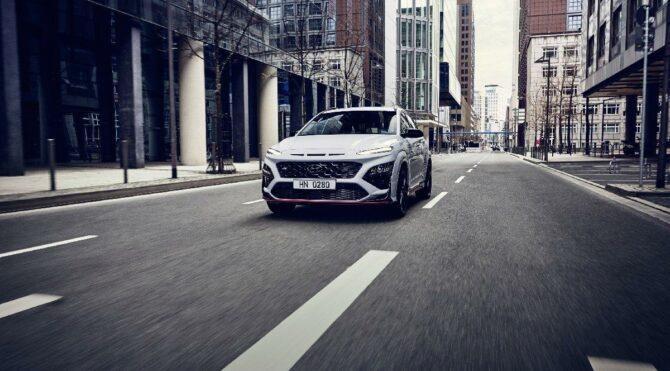 En hızlı Hyundai Kona tanıtıldı