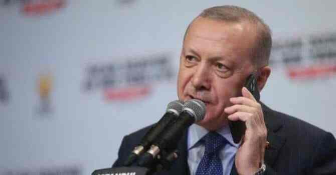 Erdoğan'dan Filistin mesaisi: Yoğun görüşme trafiği sürüyor