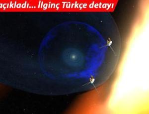Evrenin sesi duyuldu: NASA'nın uzay aracı 22.5 milyar kilometre öteden veri gönderdi