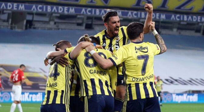 Fenerbahçe-Erzurumspor maçının muhtemel 11'leri