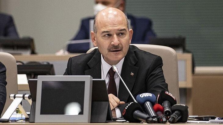 İçişleri Bakanı Soylu'dan 1 Mayıs Emek ve Dayanışma Günü mesajı