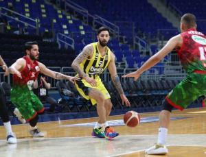 ING Basketbol Süper Ligi'nde yarı final eşleşmeleri belli oldu