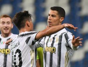 Juve Şampiyonlar Ligi için kazandı! Ronaldo yine tarihe geçti…