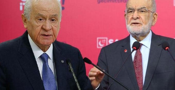 Karamollaoğlu'ndan Bahçeli'ye 'anayasa' tepkisi: Zaten onu icraya koyacak gücün yok