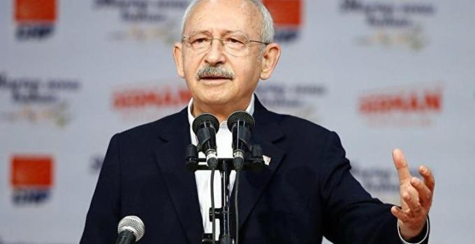 Kemal Kılıçdaroğlu, iktidara gelmeleri halinde ilk bir haftada yapılacakları açıkladı